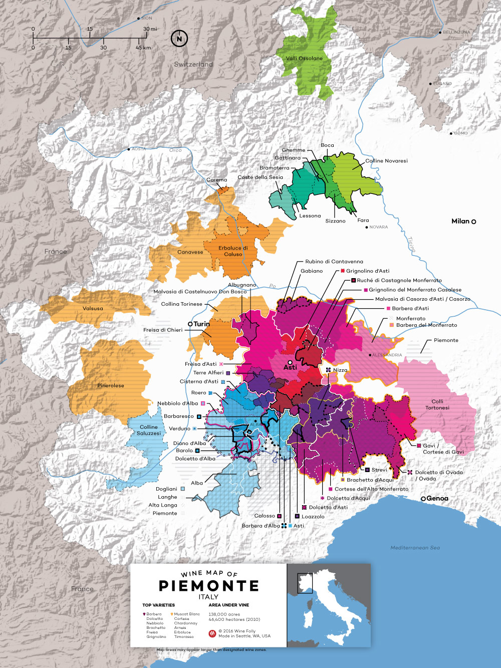 Piedmont-Italy-Wine-Map-2016-Wine-Folly-1
